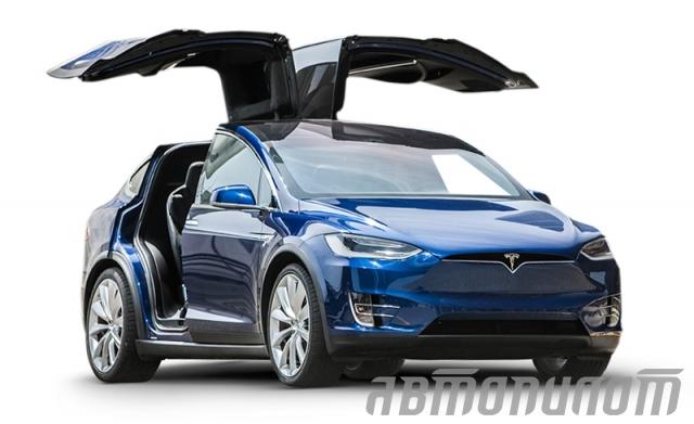 тесла автомобиль большой тест драйв со стиллавиным